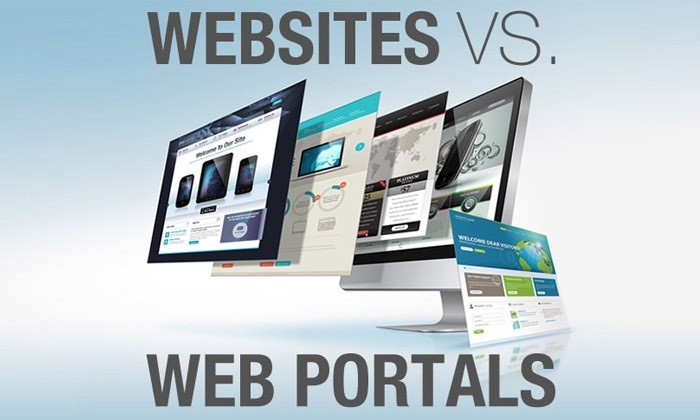 The Difference Between A Web Portal And A Website